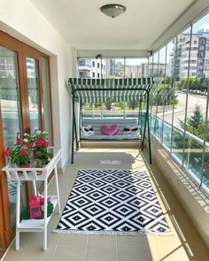 What I like about the swings you like the most – Gecenin Güneşi - All About Balcony Small Balcony Design, Small Balcony Garden, Small Balcony Decor, Small Space Interior Design, Outdoor Balcony, Outdoor Seating, Interior Design Living Room, Apartment Balcony Garden, Apartment Balcony Decorating