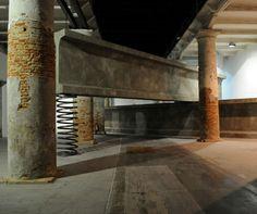 Kazuko Seijma (SANAA) - Venice Architecture Biennale, 2012