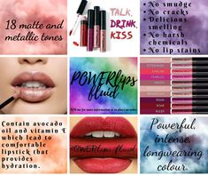 POWERlips fluid No Lips, Nu Skin, Smudging, Eyeshadow, Cosmetics, Beauty, Eye Shadow, Eye Shadows, Beauty Illustration