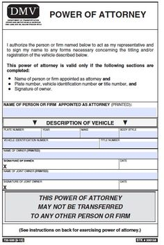 Free Oregon Power Of Attorney Forms Pdf  Reference Desk