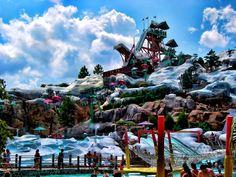 Blizzard Beach Parque Aquático Orlando