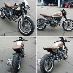 Ducati ScrambleR ModS Cafe Racer Custom Ducati Scrambler Custom, Scrambler Moto, Moto Ducati, Ducati Cafe Racer, Yamaha, Desert Sled, Bike Leathers, Moto Cafe, Honda Cb