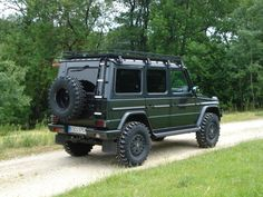 W461 Professional difference to the G350 (W463) ??? in General G-wagen Discussion Forum
