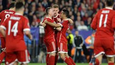 Sevilla 1-2 Bayern Munich: Visitors come from behind