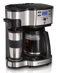 12 Cup Programmable Coffee Maker Single Serve Brewer Travel Mug Full Pot Carafe                              http://cgi.ebay.com/ws/eBayISAPI.dll?ViewItem&item=271361383806&ssPageName=STRK:MESE:IT