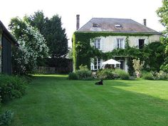 Beautiful French County Home