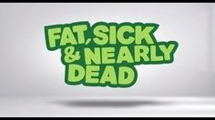 Fat, Sick & Nearly Dead - The Movie, via YouTube.  Extremely motivational to change your bad eating habits.