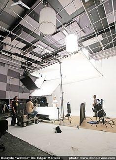 Toronto Music Video - Studio