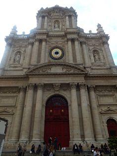 Église Saint Paul - Saint Louis, Paris, France