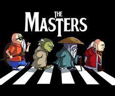 Os Mestres | Zona Nerd