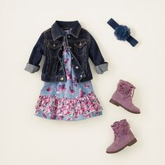 baby girl - outfits - little violet | Children's Clothing | Kids Clothes | The Children's Place