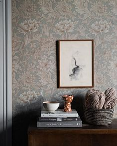 Nordic Home, Scandinavian Home, William Morris, Cozy House, Hygge, Old School, Thursday, Master Bedroom, Gallery Wall