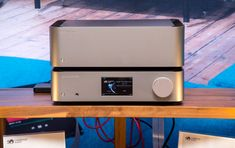 The new W power amplifier, NQ Pre and Network Player from Cambridge audio from THE SHOW 2018. https://audio-head.com/cambridge-shows-off-their-edge-the-show-2018/