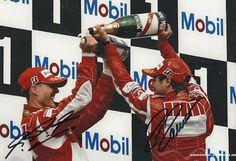On The Edge Motorsport - Michael Schumacher
