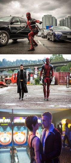 DEADPOOL: 3 NEW PHOTOS FROM THE FOX-MARVEL MOVIE