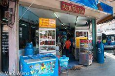 ร้านซอย 6 โภชนา Soi 6 Pochana - on  Chulalongkorn walk down on Rama 4 - Look for the cat