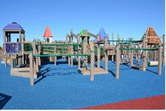 Idaho home to an inclusive playground built by of volunteers | Accessible Playgrounds