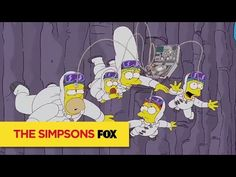 """Watched on 2015.09.04   THE SIMPSONS   """"How I Wet Your Mother"""": Annie Awards   ANIMATION on FOX"""
