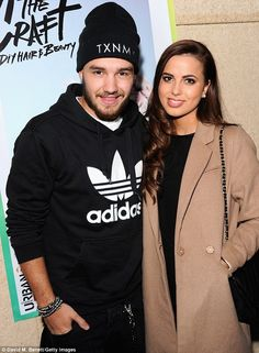 Liam Payne and Sophia Smith at Lou Teasdale's new book launch for The Craft.