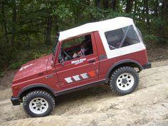 Suzuki SJ413 JX