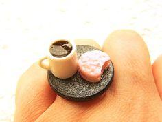 Cute miniature food rings :)