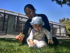 #park #baby #happy #smile #mom #momlife #smile #newzealand #christchurch