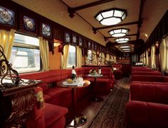 The Trans-Siberian Express - I really want to do this before I die - Beijing to Moscow, right through Siberia