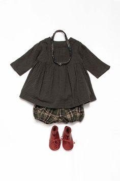 Una collezione chic, semplice e discreta. Creato dalla designer Eva Karayiannis, Caramel Baby and Child è un brand londinese decisamente british . I