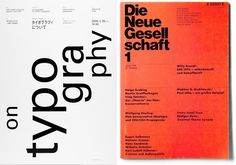 Use of vertical type instead of horizontal adds graphic interest whilst, as it is one word and not a paragraph of type and it is bold, it is still readable.