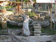 Little Earth Montessori Preschool - The green path