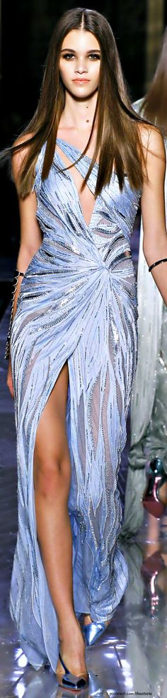 Atelier Versace - Couture Spring 2014