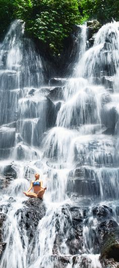 The 10 Most Beautiful Waterfalls in Asia!  Asia is home to some of the most beautiful places on earth.  Read the full article on AvenlyLaneTravel.com to find some incredible waterfalls to add to your bucket list. | Asia Travel Destinations