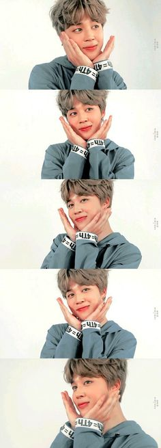 BTS Jimin 4th muster