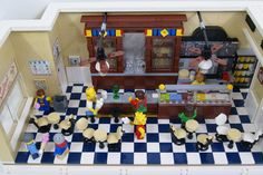 Lego Ice Cream Parlor | Flickr - Photo Sharing!