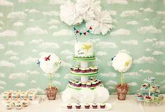 Festa de aniversário com tema diferente   Macetes de Mãe