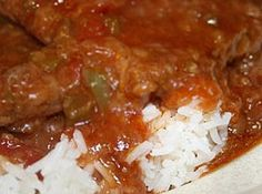Creole Smothered Steak Recipe