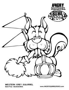 Are You A Fan Of The Western Gray Squirrel In Angry Bowl 2014 Download