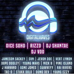 #SXSW #TDMG #digitalwaves come out and support March 18 the whole fam will be performing @dopedooley @vertlymon @jameson_sackey by young__mars