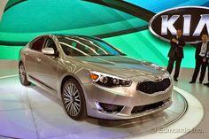 Kia Cadenza 2015 ganha algumas mudanças