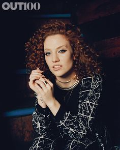 We pay tribute to this year's most compelling LGBT people Jess Glynne, Lorde, Shawn Mendes, People Like, Girl Crushes, Redheads, Girl Group, My Girl, Beauty Makeup