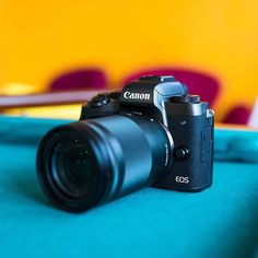 Quick and beautiful  Canon EOS M5 | Photo by @digitalrev