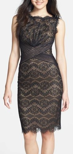 #black lace sheath dress http://rstyle.me/n/kj2cdr9te