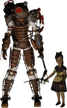 Bioshock 1 and 2 Merchandise! | GGS Gamer