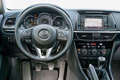 MAZDA6 2.2 L SKYATCTIV-D 150 CV MT SEDAN STYLE PACK SAFETY EL ASPIRANTE  La calidad de los materiales del interior es de notable alto