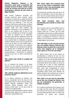 Sara Alonso entrevista a Pepe Viyuela #ViyuelaGaman Pág 3 de 8