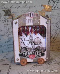 Gypsy Caravan by @Amy Beth Mayfield