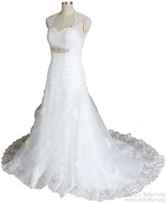 Faironly White Wedding Dress Bridal Gown Custom Made Size6 8 10 12 14 16 18 20++