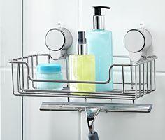 Úložný košík s prísavkami Soap, Bathroom, Washroom, Full Bath, Bath, Bar Soap, Bathrooms, Soaps