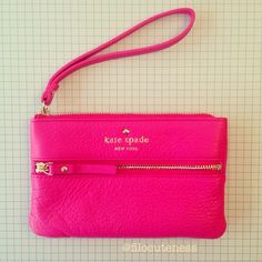 The Kate Spade Wristlet that someone so graciously stole from at the spring game