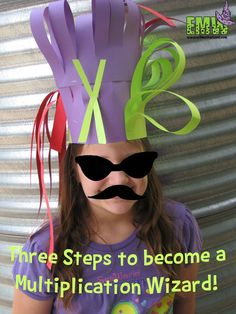 Three Steps to Becoming a Multiplication Wizard! * Evil Math Wizard